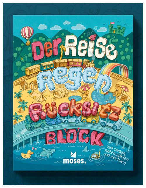 REISE-REGEN-RÜCKSITZ-BLOCK