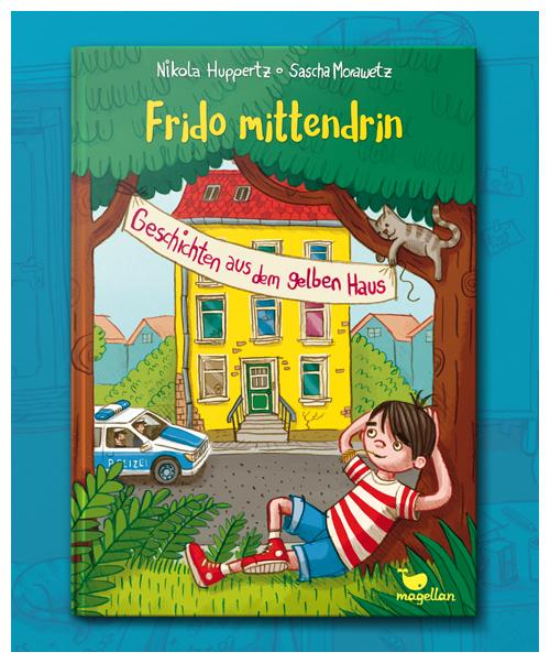 FRIDO MITTENDRIN